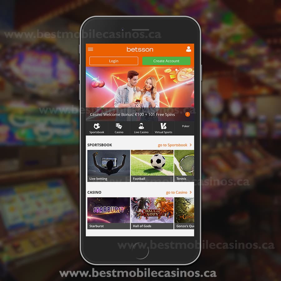 Casholot Mobile Casino
